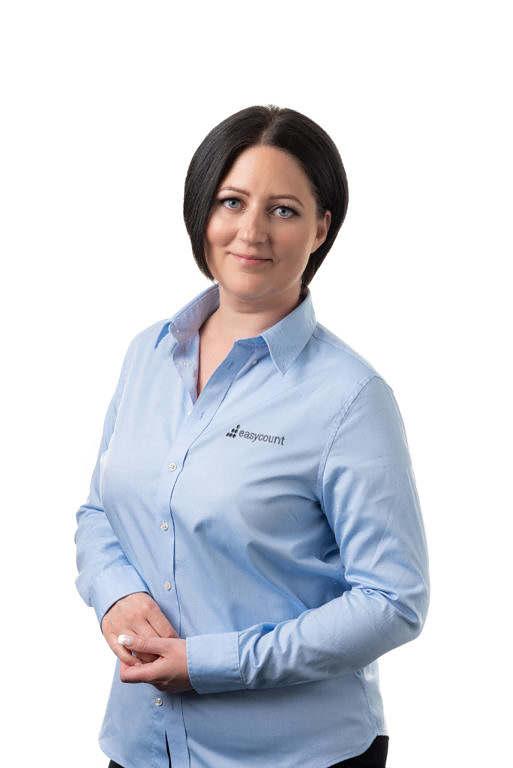 Maria Jansson - Revisorsassistent